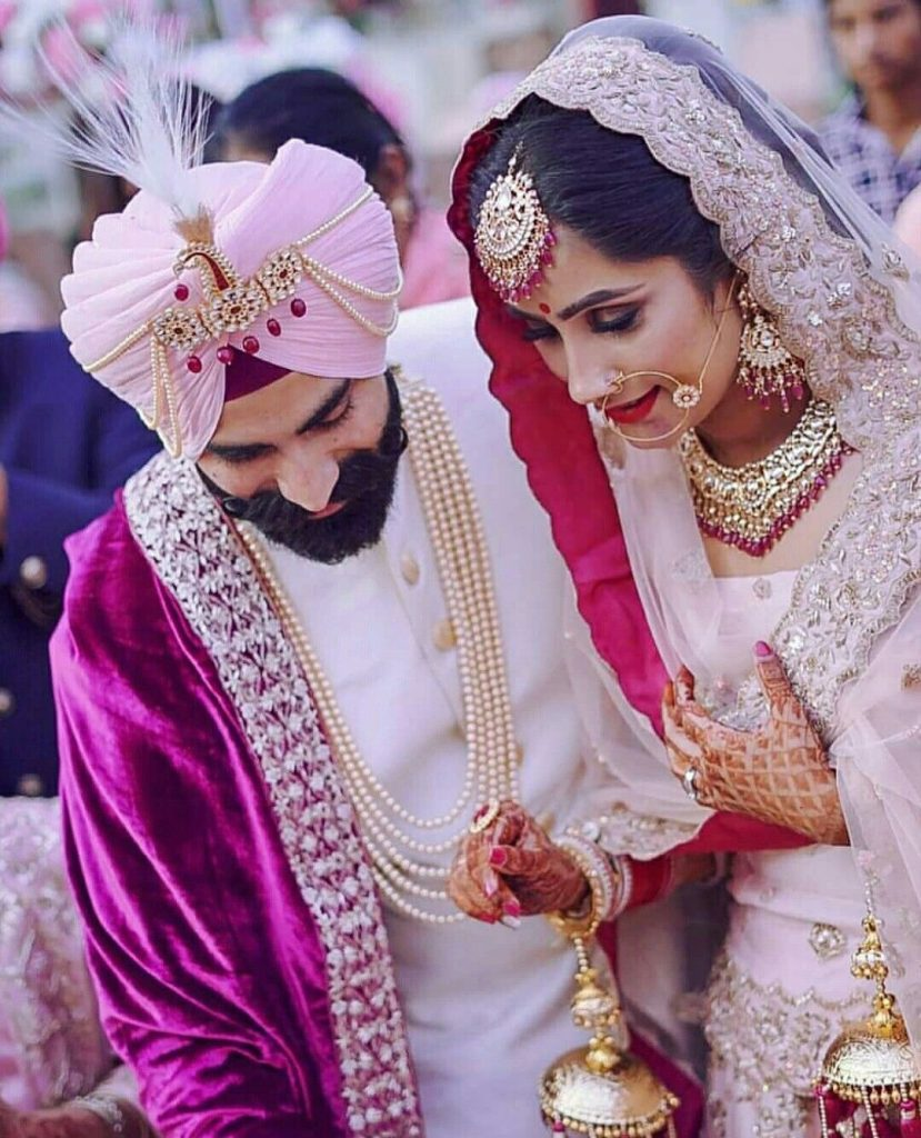 Punjabi-Ehe